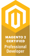 Сертификат Magento 2 Professional Developer